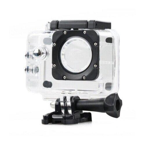 Чехол-корпус Аквабокс MyPads водонепроницаемый для портативной спортивной экшн-камеры SJCAM SJ4000 Underwater Waterproof