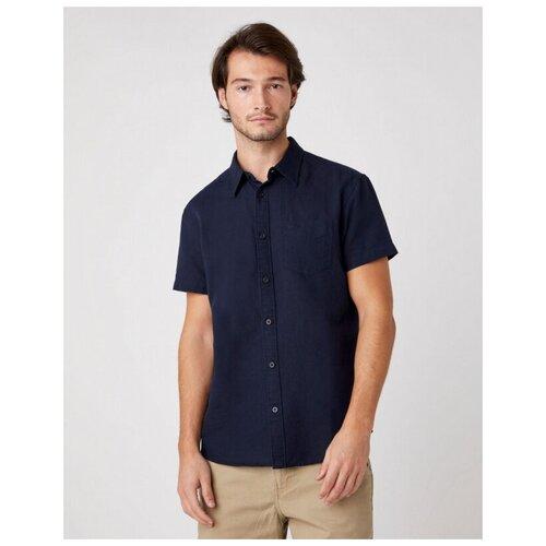Фото - Рубашка Wrangler размер XL темно-синий рубашка wrangler рубашка