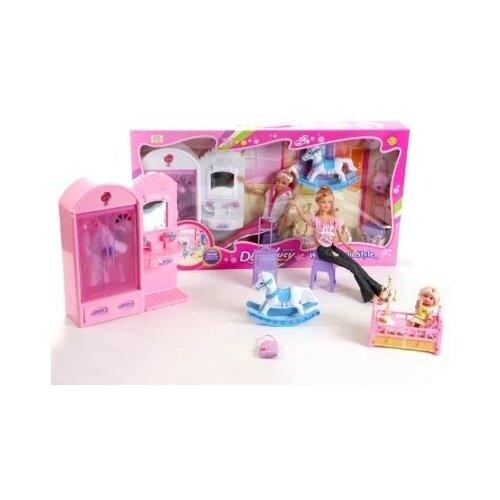 Defa Lucy Кукла в спальне (в коробке) Defa Lucy