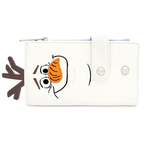 Кошелек Loungefly: Disney: Frozen Olaf Flap Wallet
