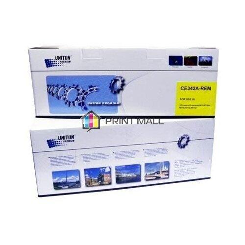 Картридж UNITON Premium для HP Color LJ Enterprise MFP M775 CE342A (651A) (Ref.) желт (16K)