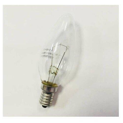 Лампа накаливания ДС 230-40Вт E14 (100) кэлз 8109001 (упаковка 10 шт) лампа накаливания кэлз 8106001
