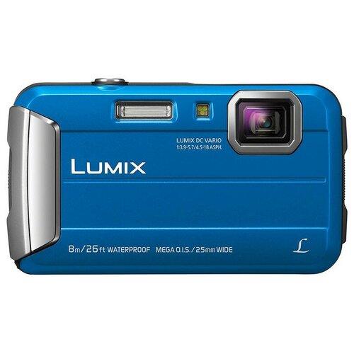 Фотоаппарат Panasonic Lumix DMC-FT30 синий
