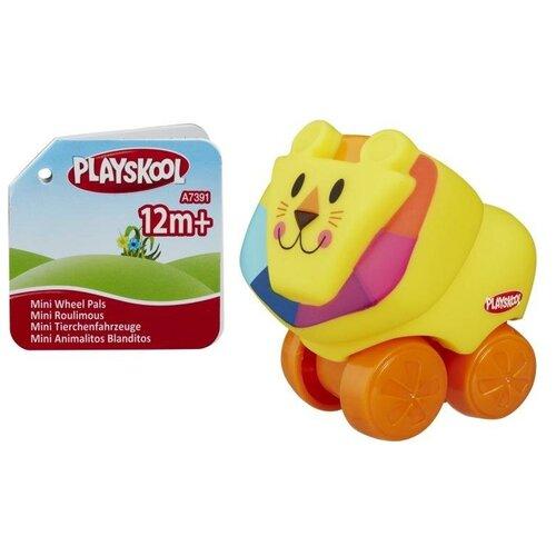 Купить Playskool. Веселые Мини-животные в ассортименте возьми с собой, Hasbro, Игровые наборы и фигурки