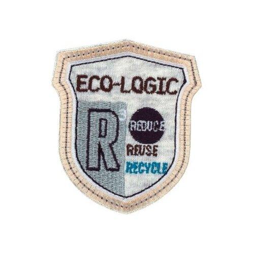 Термоаппликация HKM Eco-logic 6,5 x 7,5 см