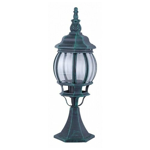 Наземный низкий светильник Arte Lamp Atlanta A1044FN-1BG arte lamp уличный светильник atlanta a1044fn 1bg
