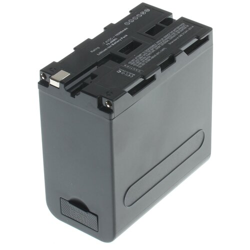 Фото - Аккумуляторная батарея iBatt 10200mAh для Sony NP-F970/B, NP-F730, NP-F950/B, NP-F930/B, NP-F975 аккумуляторная батарея ibatt 850mah для pentax praktica samsung klic 7005 np 40n