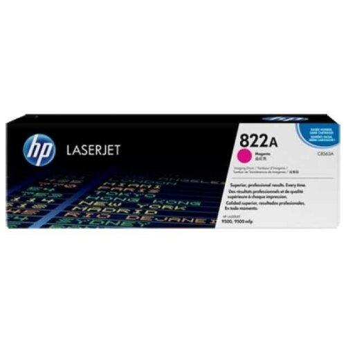 Фото - Фотобарабан Hewlett Packard C8563A (HP 822A) Magenta сервисный комплект hewlett packard c8058a для hp laser jet 4100 series