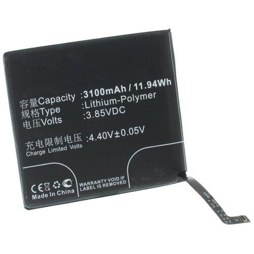 Аккумуляторная батарея iBatt 3100mAh для Xiaomi BM3D