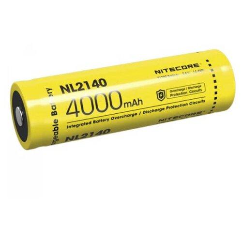 Фото - Аккумулятор Nitecore 21700 Li-Ion 4000mAh NL2140R / 19694 аккумулятор nitecore nl1665r