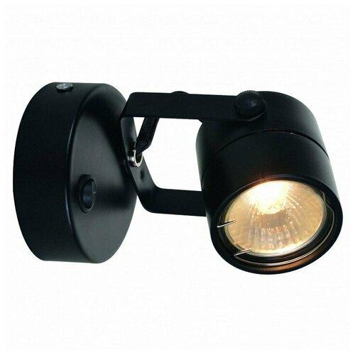 Бра Arte Lamp Lente A1310AP-1BK недорого