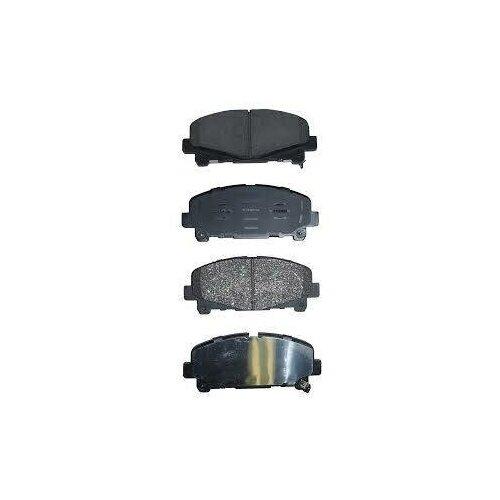 Колодки тормозные передние Honda Accord 08> 2.4 SP1606 (SANGSIN)