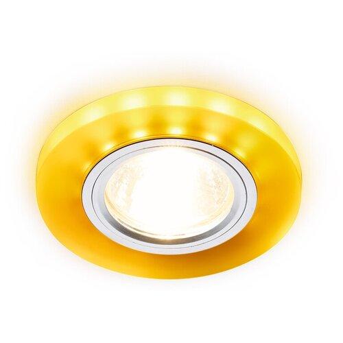 светильник ambrella light s214 wh ch wh led Светильник встраиваемый Ambrella Light Led, S214 WH/CH/YL, 50W, IP20