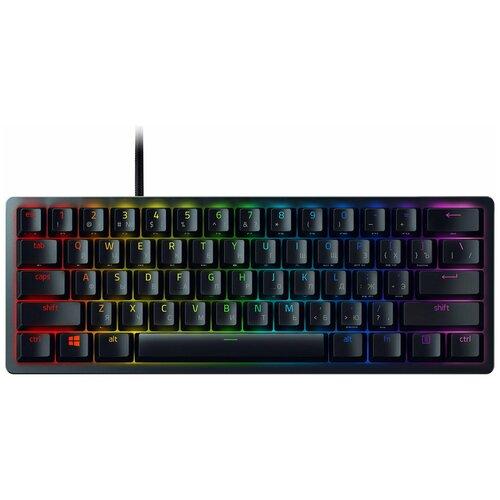 Клавиатура Razer Huntsman Mini, Black (Red Switch) US Layout