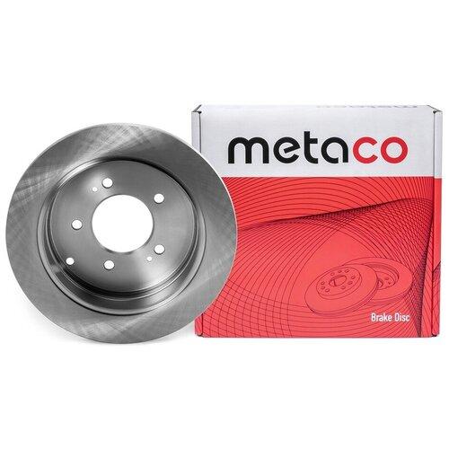 Диск тормозной задний Metaco 3050-363