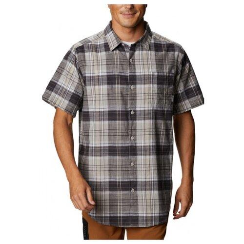 Рубашка Columbia размер XXL серый columbia куртка утепленная женская columbia lancaster lake размер 44