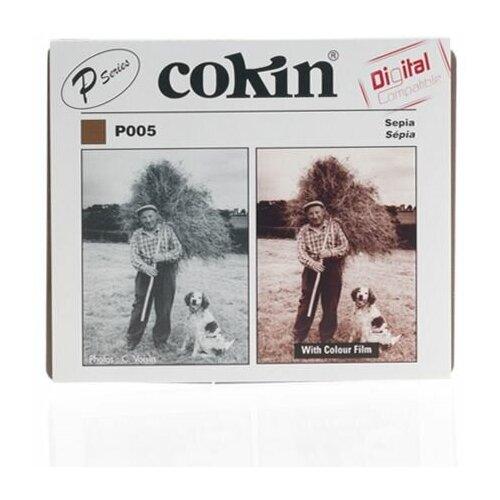 Фото - Светофильтр Cokin P005 Filter Sepia светофильтр fujifilm prf 67 protector filter