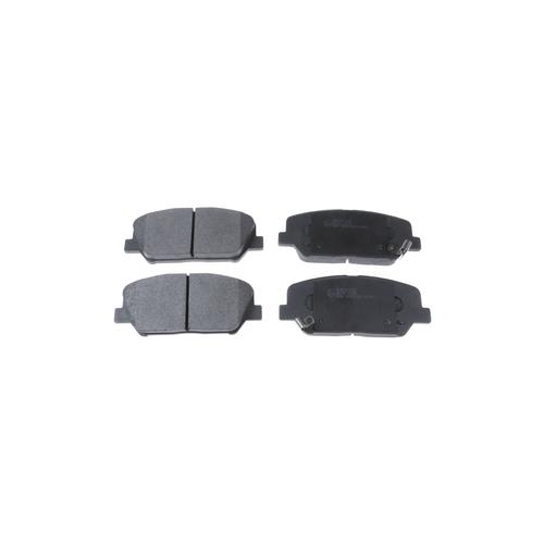 NIBK pn11001 (581012MA00 / 581012TA20 / 581012TA21) колодки тормозные дисковые Hyundai (Хендай) i30 1.6 2012 - Hyundai (Хендай) i30 1.4 2012 - Hyundai (Хендай) i30 1.6 2012 -