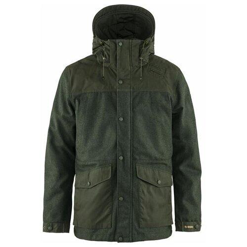Куртка Fjallraven Varmland Wool Jacket M Deep Forest