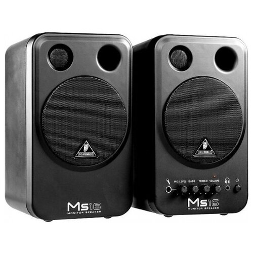 MS16 Monitor Speakers