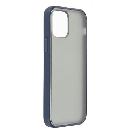 Чехол Gurdini для APPLE iPhone 12 / 12 Pro Shockproof Midnight Blue 913240