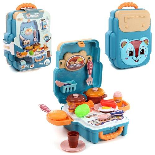 Игровой набор мини-кухня Veld co 115781 рюкзак