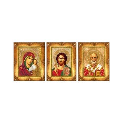 Три маленькие иконы (комплект)