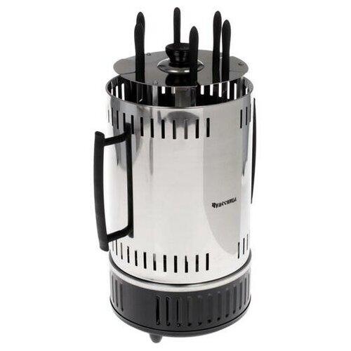 Шашлычница Чудесница ЭШ-1006, серебристый