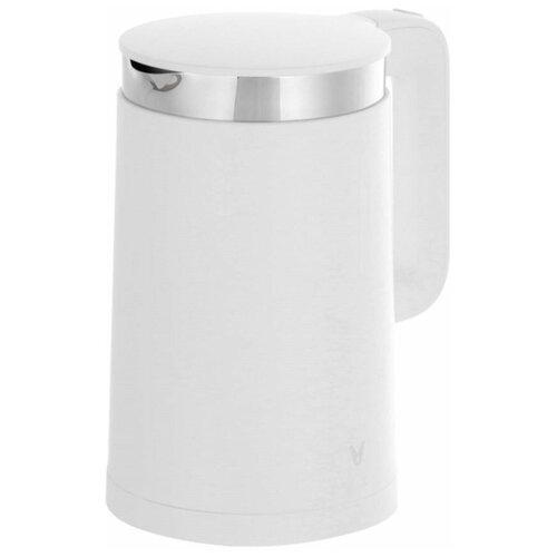 Чайник электрический Viomi Mechanical Kettle V-MK152A белый EU чайник электрический viomi viomi mechanical kettle eu plug v mk152a white global белый