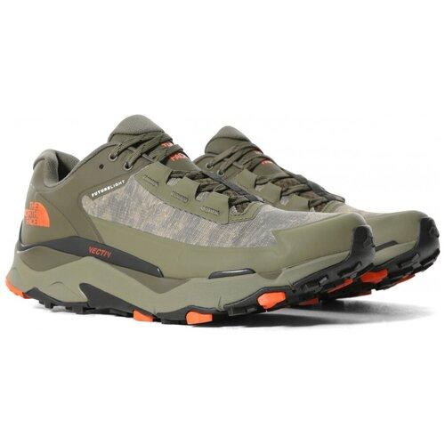 Кроссовки мужские THE NORTH FACE Men Vectiv Exploris Mid Futurelight Shoes military olive/new taupe green 40 недорого
