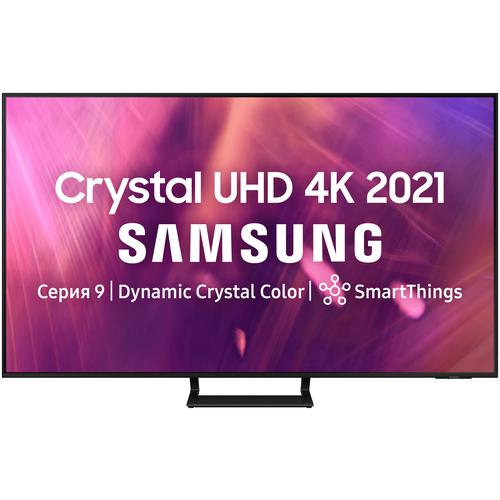 Фото - Телевизор Samsung UE65AU9000U 64.5 (2021), черный телевизор samsung ue50au7100u 49 5 2021 черный