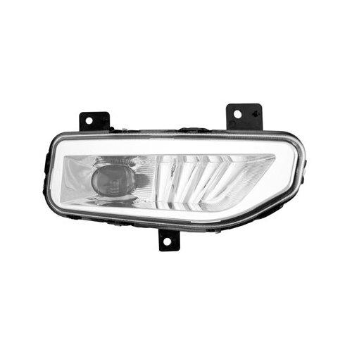 Фары противотуманные светодиодные автомобильные MTF Light NISSAN NEW, линза, 12В, 5000К, 8Вт, ЕСЕ R19, E4 комплект