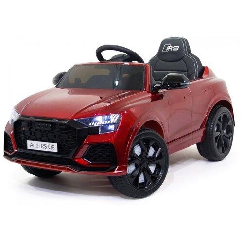 Купить Детский электромобиль Audi RS Q8 12V 2WD - HL518-LUX-RED-PAINT, Harleybella, Электромобили