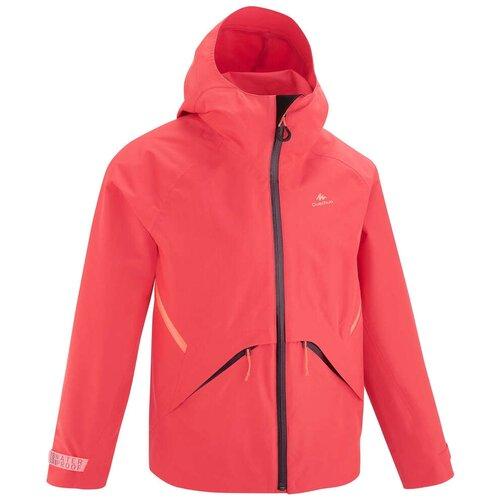 Куртка непромокаемая МН150 для детей 7–15 лет QUECHUA Х Декатлон 131-140 CM 8-9