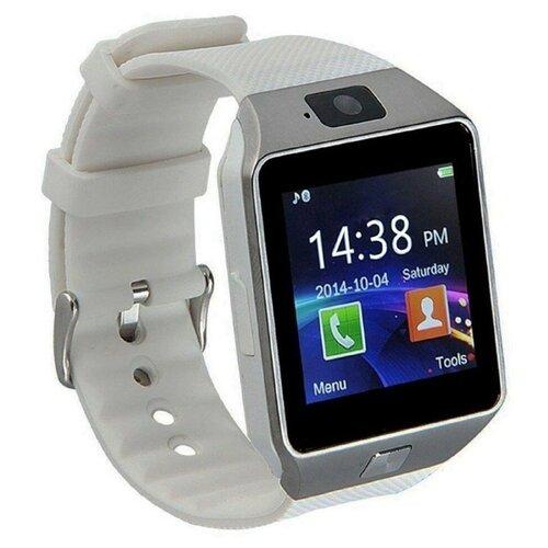 Смарт-часы Smart Watch DZ09 белые