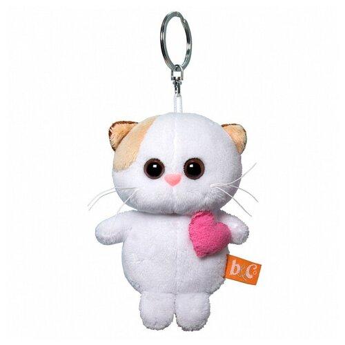 Купить Мягкая игрушка Budi Basa - подруга кота Басика - мини Кошечка Ли Ли с розовым сердцем, 12 см, BUDI BASA collection, Мягкие игрушки