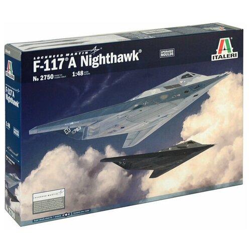 Модель для сборки Italeri Самолет F-117 A Nighthawk