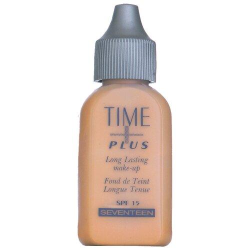 Seventeen Тональный крем Time Plus Long Lasting make-up, 35 мл, оттенок: 02 Light beige