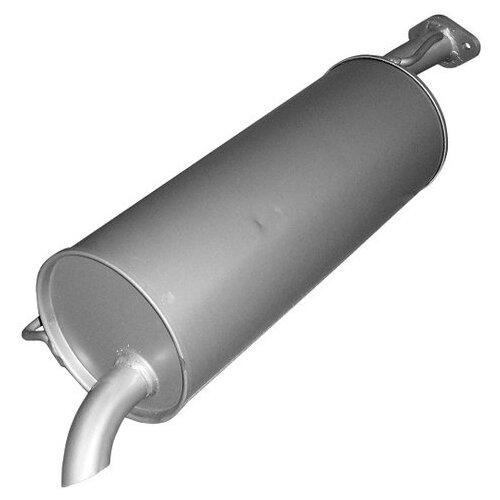 Глушитель основной (Производитель: Ижорский Глушитель 136400)