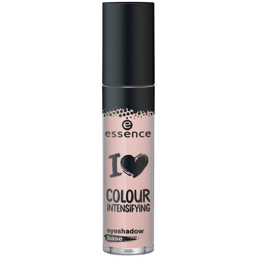 Essence База под тени I Love Colour Intensifying Eyeshadow Base 4 мл бежевый