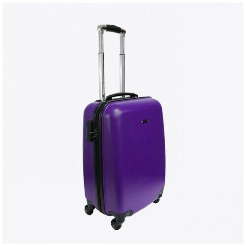 Чемодан Rion+, 434 фиолетовый 18