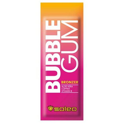 Фото - Крем для загара в солярии Soleo Bubble Gum 15 мл soleo ультраусилитель lime mousse загара с тирозином 150 мл