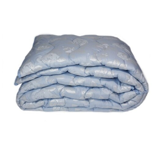 Одеяло стандартное ЭН-Текс Лебяжий пух 145х210 см 1,5 спальное