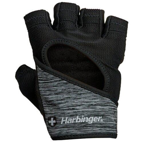 Женские перчатки Harbinger FlexFit, размер S, черные женские перчатки harbinger flexfit размер s черные