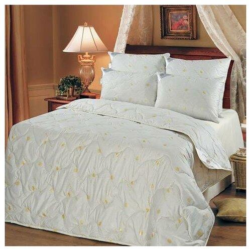 Одеяло облегченное с овечьей шерстью Арт постель евро