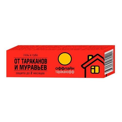 Средство защиты Тараканофф оффлайн Гель 20ml OF05020111