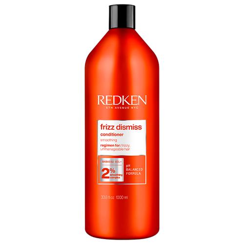 Купить Redken Frizz Dismiss Смягчающий кондиционер для дисциплины всех типов непослушных волос, 1000 мл