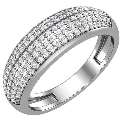 POKROVSKY Золотое кольцо 1100727-02732, размер 18