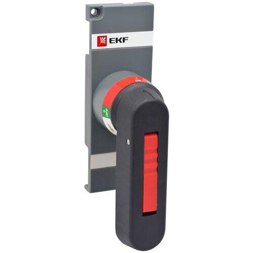 Рукоятка для силовых выключателей/разъединителей EKF tb-315-400-fh-rev рукоятка для силовых выключателей разъединителей abb 1sca108690r1001