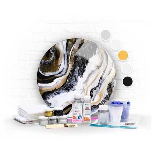 Творческий набор для создания интерьерной картины Artline PREMIUM №3 18 104 набор для изготовления интерьерной игрушки ксюша 26см